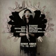 Download Siamak Abbasi's new song called To Ke Nisti