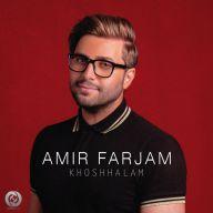 Download Amir Farjam's new song called Khoshhalam
