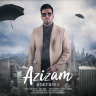 Download Asef Aria's new song called Azizam