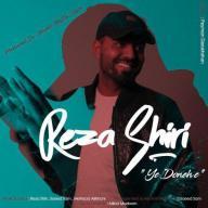 Download Reza Shiri's new song called Ye Donehe