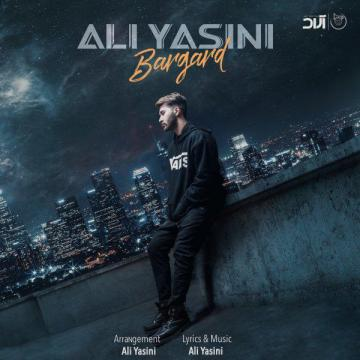 Download Ali Yasini's new song called Bargard