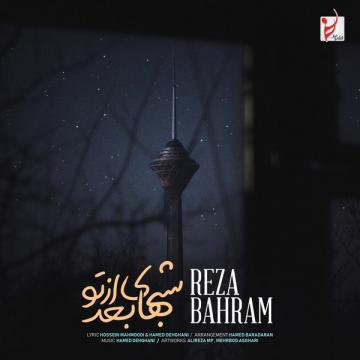 Download Reza Bahram's new song called Shabhaye Bad Az To