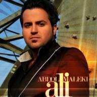 Download Ali Abdolmaleki's new song called Bazam Delam Gerefte