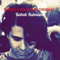 Download Babak Rahnama's new song called Khabidi Amma Mitabe Cheshmat