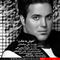 Download Ali Abdolmaleki's new song called Khosh Behalet