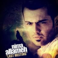 Download Nima Allameh's new song called Akharin Didar