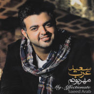 Download Saeed Arab's new song called Ghorooba
