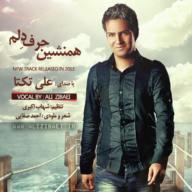 Download Ali Zibaei's new song called Hamneshine Harfe Delam