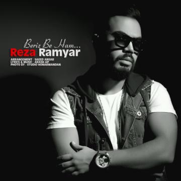 Download Reza Ramyar's new song called Beriz Be Ham