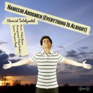 Download Hamid Talebzadeh's new song called Vaghti Shoonehat Gharibast