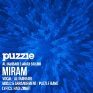 Download Ali Rahbari's new song called Miram (Puzzle Radio Edit)