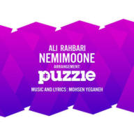 Download Ali Rahbari's new song called Nemimoone (Puzzle Radio Edit)