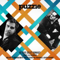 Download (Ali Rahbari (Puzzle band's new song called Ki Tooye Delet Oomad