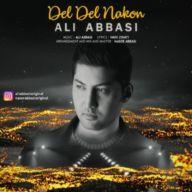 Download Ali Abbasi's new song called Del Del Nakon