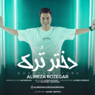 Download Alireza Roozegar's new song called Dokhtare Turk