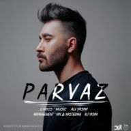 Download Ali Yasini's new song called Parvaz