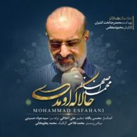 Download Mohammad Esfahani's new song called Hala Ke Omadi