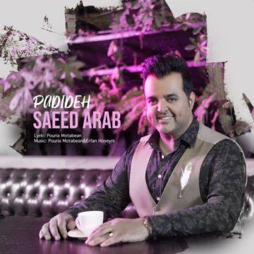 Download Saeed Arab's new song called Padideh