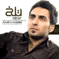 Download Amin Habibi's new song called Talkh