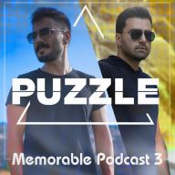 Download Puzzle Band's new song called Memorable Podcast 3