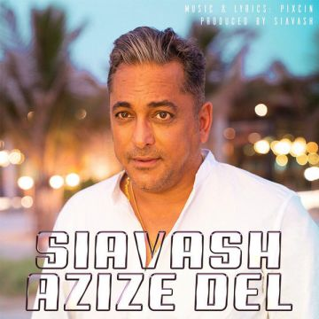 Download Siavash Shams's new song called Azize Del