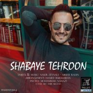 Download Naser Zeynali's new song called Shabaye Tehroon