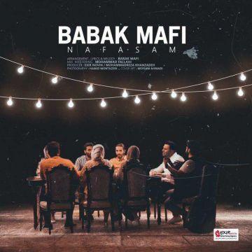 Download Babak Mafi's new song called Nafasam
