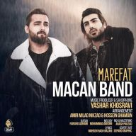 Download Macan Band's new song called Marefat