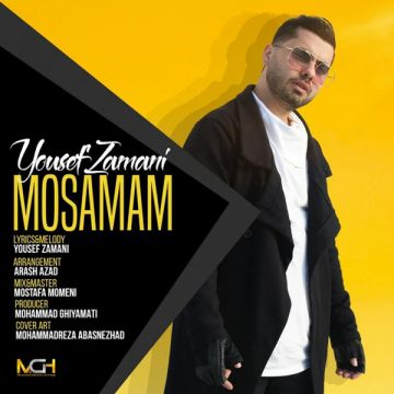 Download Yousef Zamani's new song called Mosomam