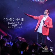 Download Omid Hajili's new song called Parizad (Live)