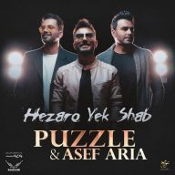 Download Puzzle Band Ft Asef Aria's new song called Hezaro Ye Shab