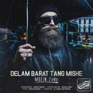 Download Moein Z's new song called Delam Barat Tang Mishe