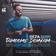 Download Reza Shiri's new song called Tamoome Donyam
