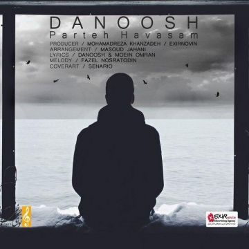 Download Danoosh's new song called Parteh Havasam