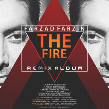 Download Farzad Farzin's new album called Atish (Remix)