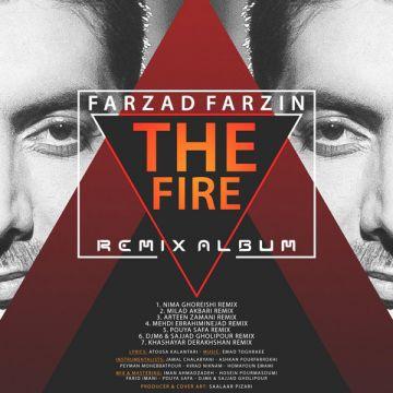 Download Farzad Farzin's new album called Atish (Remix)