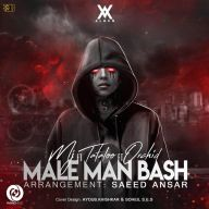 Download Amir Tataloo Ft Sohrab MJ & Orkide's new song called Male Man Bash