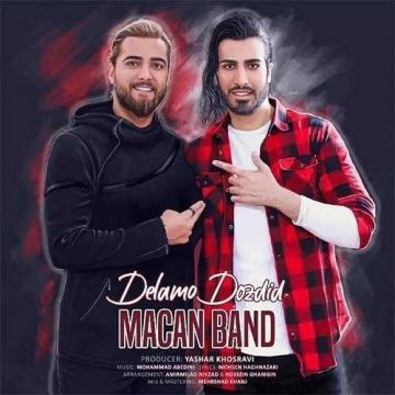 Download Macan Band's new song called Delamo Dozdid