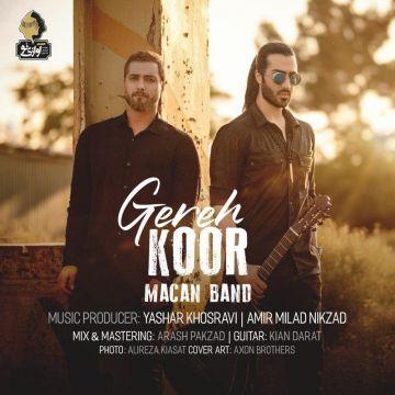 Download Macan Band's new song called Gereh Koor