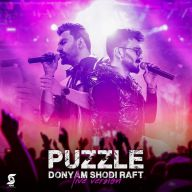 Download Puzzle Band's new song called Donyam Shodi Raft (Live)