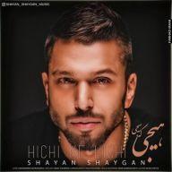 Download Shayan Shaygan's new song called Hichi Ke Hichi