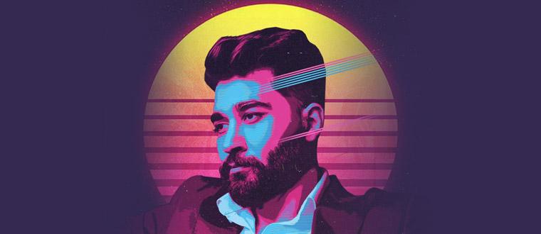 Download Ali Yasini's new song called Cheraghooni