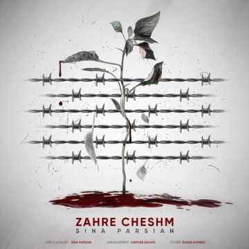 Download Sina Parsian's new song called Zahre Cheshm