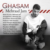 Download Mehraad Jam's new song called Ghasam
