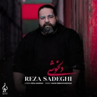Download Reza Sadeghi's new song called Delkhoshi