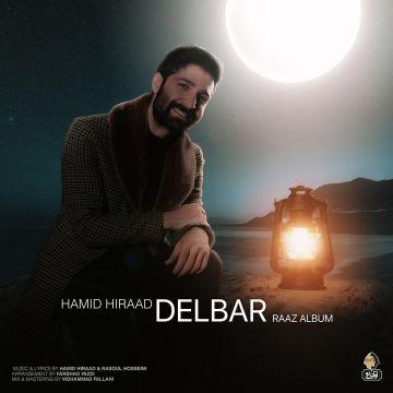 Download Hamid Hiraad's new song called Delbar