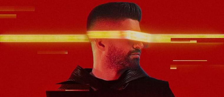 Download Xaniar Khosravi's new song called Gelofen