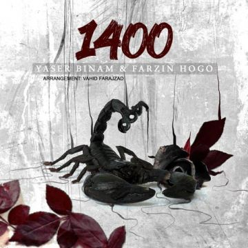 Download Yaser Binam's new song called 1400