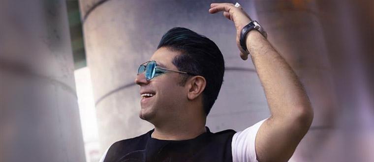 Download Hojat Ashrafzadeh's new song called Zibaye Mani