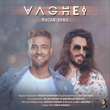 Download Macan Band's new song called Vaghei